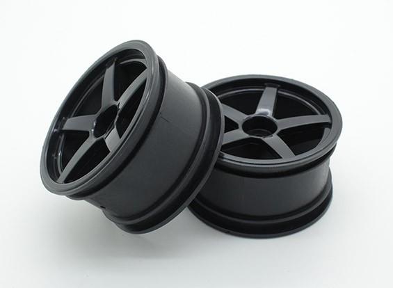 Tóxico Nitro - las ruedas traseras