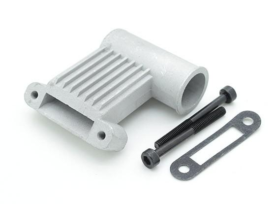 Tóxico Nitro - tubo de escape del Conjunto