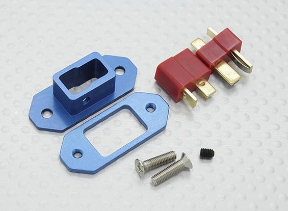 Anodizado de la aleación externa del vuelo de la batería Interruptor de Armado (T-Plug)