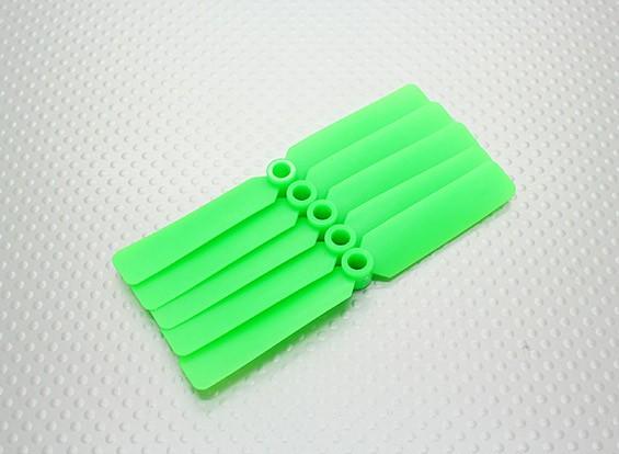 Hobbyking ™ Propulsor 4x2.5 Verde (CCW) (5pcs)