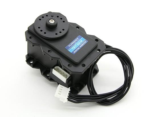 Turnigy TGY-S518 300 ° Digital Metal Gear Servo Robot Inteligente 17.3kg / 0.21Sec / 75g