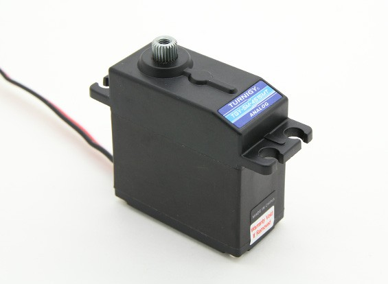 Turnigy ™ TGY-SM-4515MT impermeable BB / AS / MG Servo 15 kg / 0.17sec / 57g