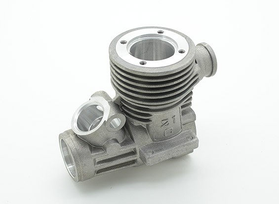 Nitro Rumble - Cárter del motor
