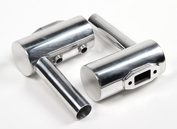 Turngiy TR-111 silenciadores de repuesto (2 piezas)