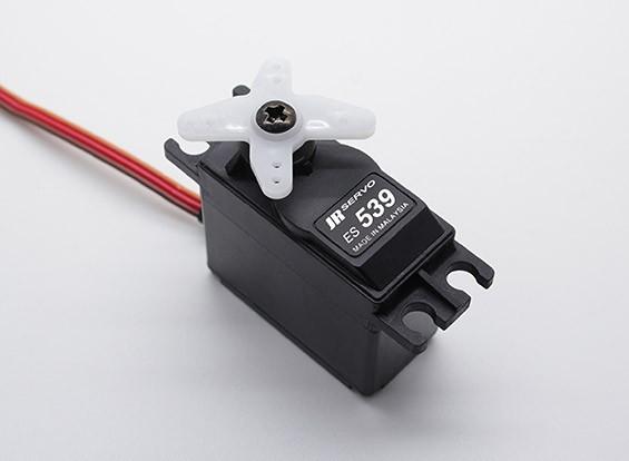 JR ES539 alta Neutro analógica estándar Servo 4,8 kg / 0.23sec / 38g