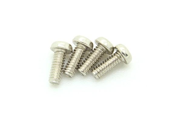 Philips Head M2 * 5 mm (4pcs)