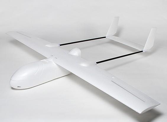 SKYHUNTER FPV UAV Aviones Plataforma 1800mm (kit)