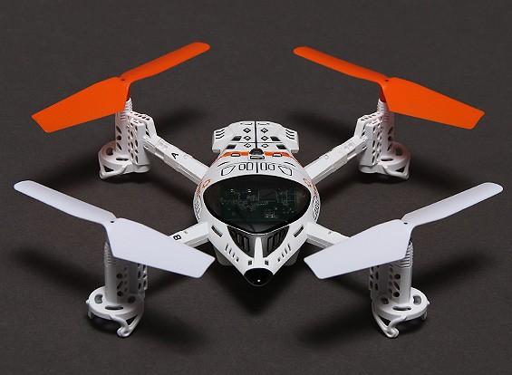 Walkera QR P100S Wi-Fi FPV Micro Quadcopter IOS compatible (de enlace y de la mosca)