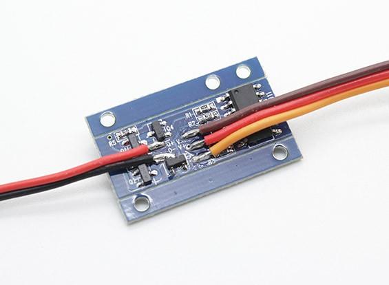Turnigy metal retracción - Medio PCB reemplazo