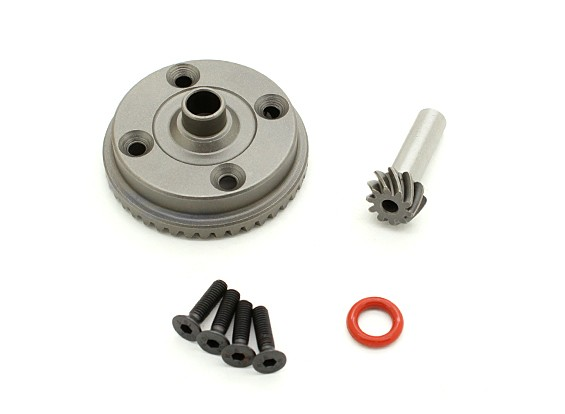 43T / 10T Dif Gear - BSR 1/8 Rally