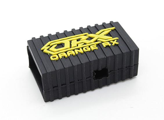 Shell naranja RX de caucho de silicona para receptores de la serie R620