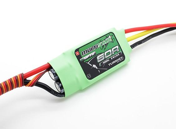 Turnigy Multistar 60 amperios del Multi-rotor sin escobillas CES 2-6S (OPTO)