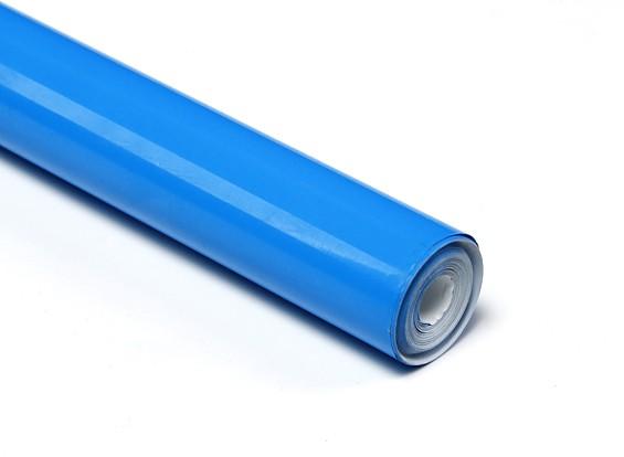 Recubrimiento de película Azul Turquesa (5mtr) 011-4