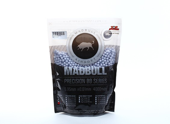 Bolsa Madbull precisión 0,20 g de ajuste de Grado BB 4000rds