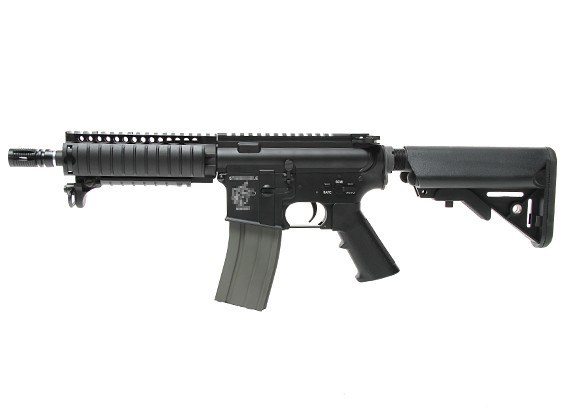 Dytac Combate Serie SR635 AEG (Negro)
