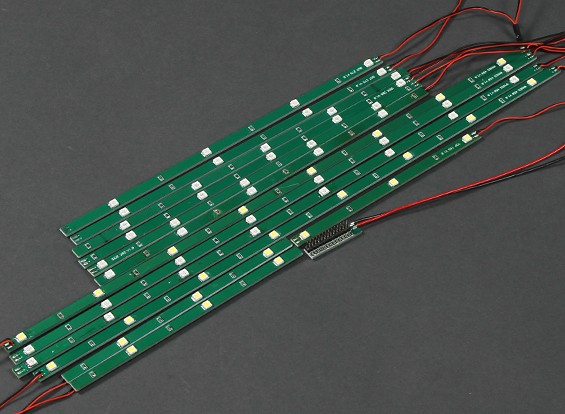 HobbyKing Flybeam Noche Folleto 1092 - LEDs conjunto de reemplazo