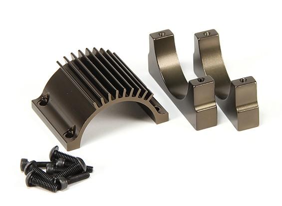 Conjunto de montaje del motor - Basher Nitro Circus1 / 10 SCT