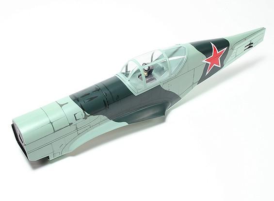 Mig 3 GP / EP - Fuselaje Conjunto