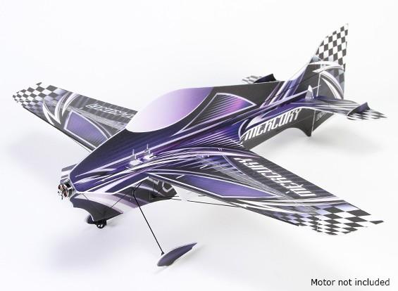 Mercurio 3D plana espuma Depron 900mm (Kit)