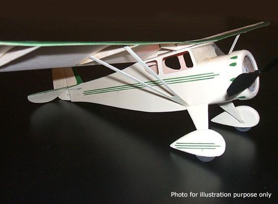 Modelos a Escala Parque Wisp Serie Monocoupe 90a Balsa (Kit)