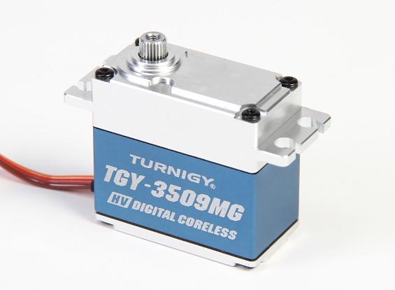 Turnigy ™ TGY-DS3509MG esfuerzo de torsión del BB / DS / MG w / carcasa de aleación de 40 kg / 0.12sec / 78g