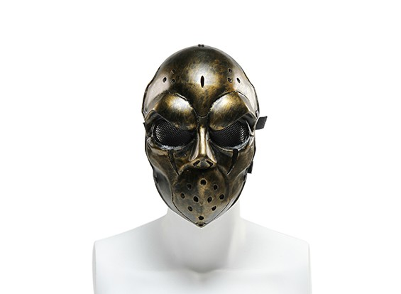 FMA malla de alambre de mascarilla facial (béisbol, pequeño)