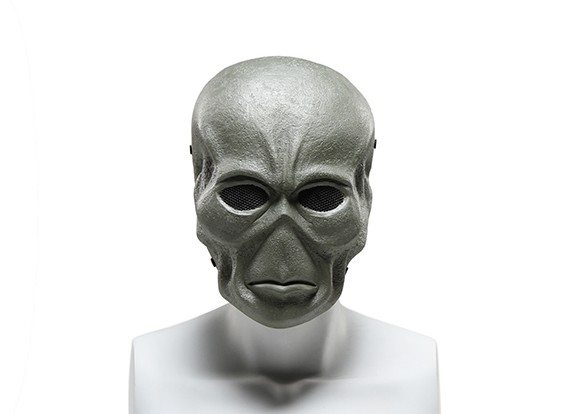 Máscara FMA de alambre de malla de la cara llena (Extranjeros)