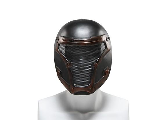 Máscara FMA de alambre de malla de la cara llena (Bioquímica Soliders)