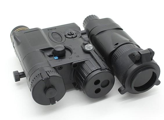 EX179 elemento iluminador avanzada Combo (Negro)