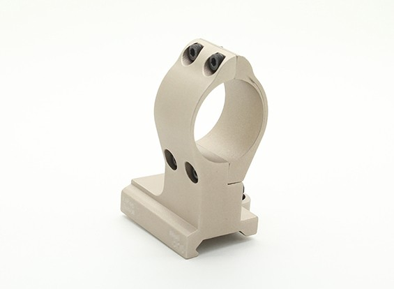 EX024 elemento táctico LR 30 mm desmontable rápido montaje (TAN)