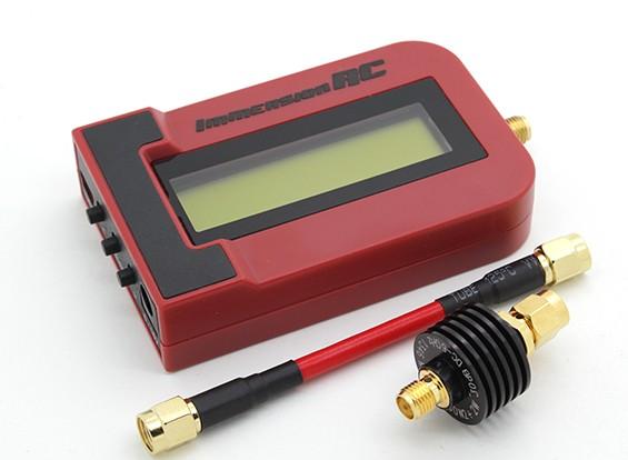 ImmersionRC del medidor de energía de RF y 30dB atenuador (35Mhz-5,8 Ghz)