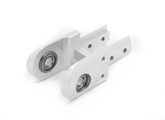 RJX X-TRON 500 caja de la cola de aluminio con rodamientos # X500-60862A
