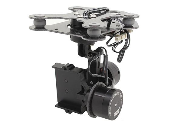 DYS Smart3 3 ejes cardán con GoPro Junta de Control de AlexMos (BaseCam)