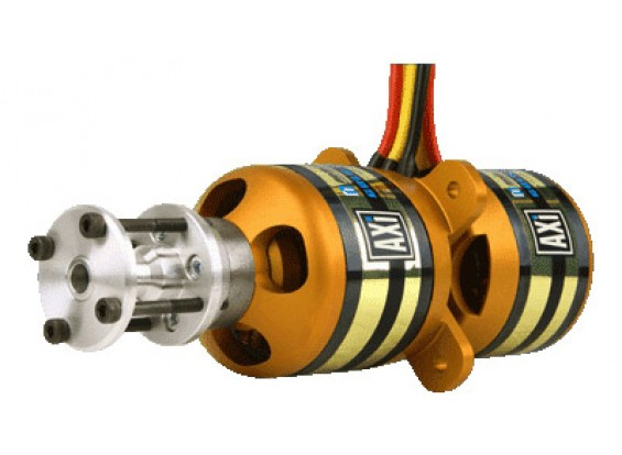 AXi 5330 Doble-GOLD LINE motor sin escobillas