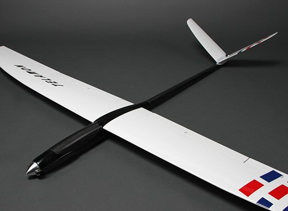 Telamon eléctrico planeador Balsa Compuesto 1768mm (PNF)