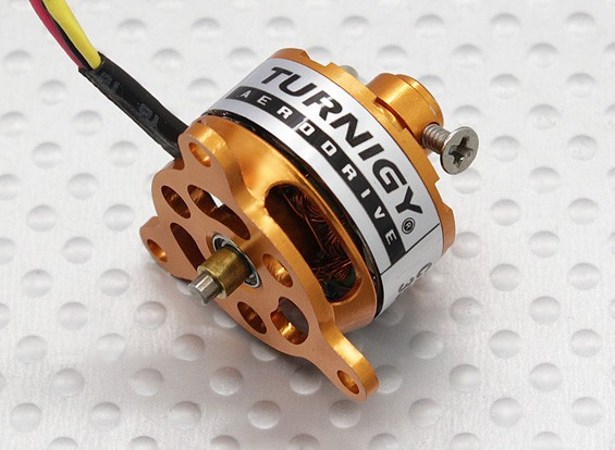 C2020 Micro 3500KV sin escobillas Outrunner (11 g)