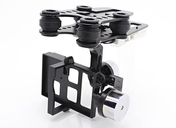 Walkera G-2D sin escobillas del cardán para GoPro Hero 3 y la cámara iLook