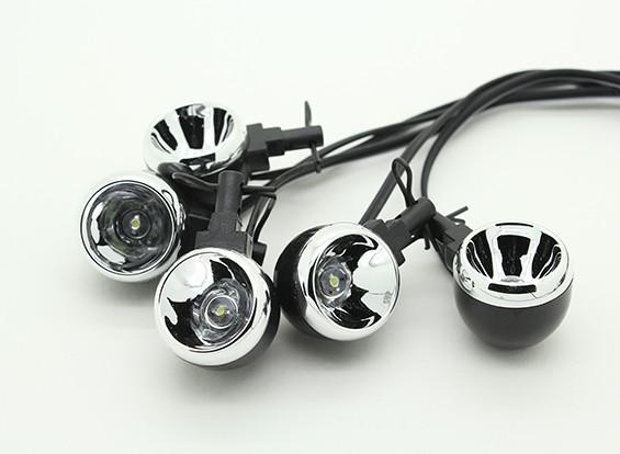 de luz LED - Nitro Circus Basher 1/8 Escala Monster Truck (5pcs)