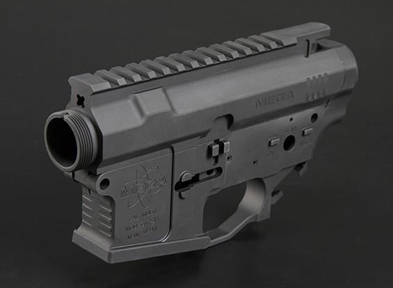 PTS armas Mega Receptores superior e inferior para Systema PTW