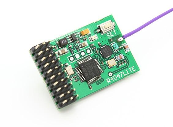 RMILEC R4047LITE LRS Receptor Para TS4047 y módulos de transmisión T4363NB20