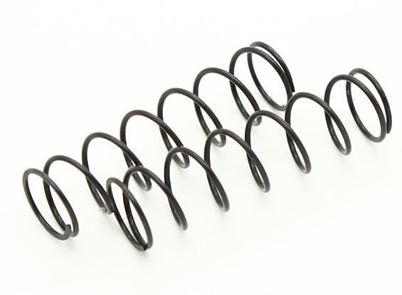 Amortiguador muelle Para Rueda Bar (2pcs) - Basher 1/16 Mini Nitro Circus MT