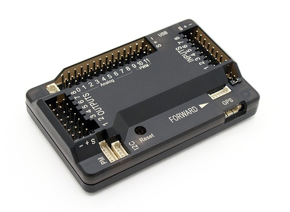 HKPilot Mega 2.7 regulador de vuelo del USB / GYRO / ACC / MAG / baro