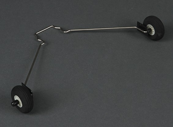 HobbyKing® Bix3 Trainer 1550mm - Sustitución de rodamientos de apoyo