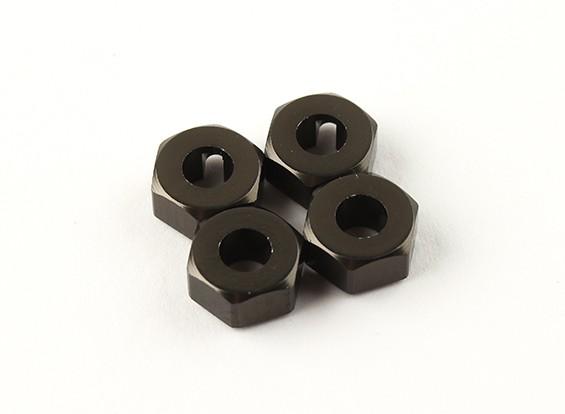 Alumbre. Cubo de rueda (4pcs) - A3011