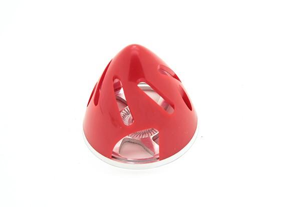 Turnigy Turbo Spinner (57 mm) Rojo