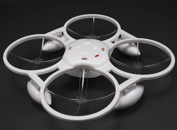 X-UAV Lotus Quad -Copter con capacidad de aterrizaje de agua (450mm)