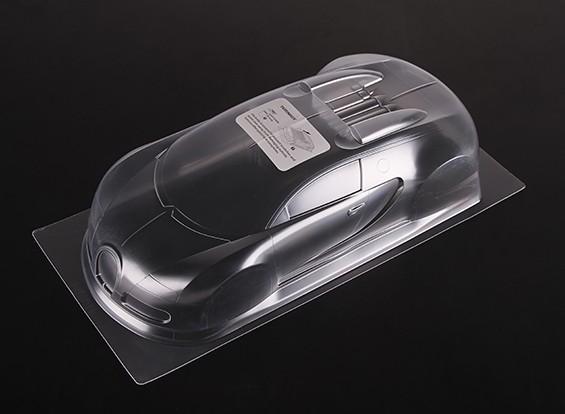 01:10 Bugatti Veyron 16.4 carrocería Claro