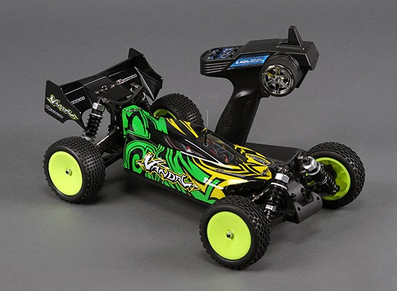 1/10 Quanum Vandal 4WD Racing Buggy eléctrico (RTR)