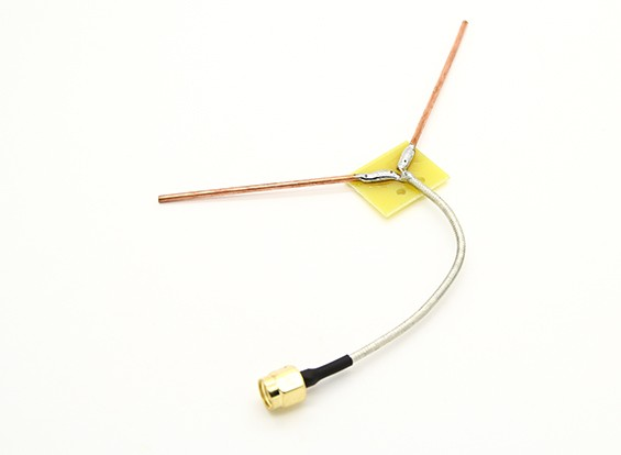 1,2 GHz 120 ° vuelo V de la antena (RP-SMA)