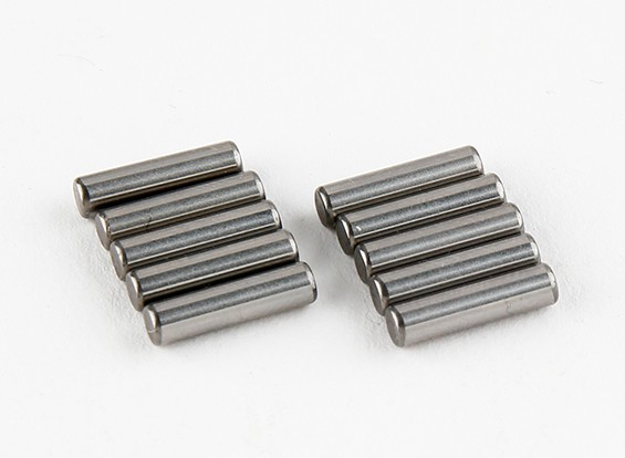 Basher RZ-4 1/10 Rally Racer - Pin 3x12mm (10pcs)